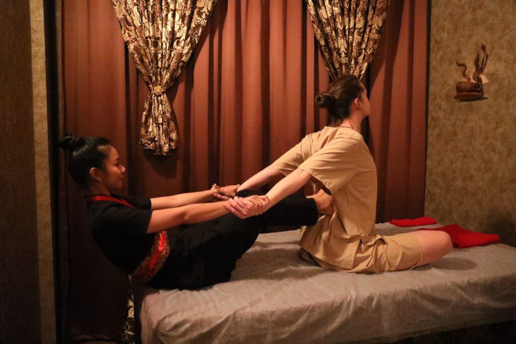 tayland masajı